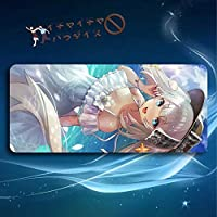 イチャイチャパラダイス マウスパッド Fate/Grand Order フェイト グランド オーダー FGO マリー・アントワネット 大判 パソコン周辺機器 (900 * 400 * 5mm)