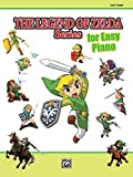the legend of zelda series for easy piano: sheet music from the nintendo® video game collection: easy piano solos (english edition)