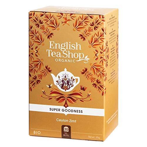 English Tea Shop - Ceylon Zimt, BIO, 20 Teebeutel