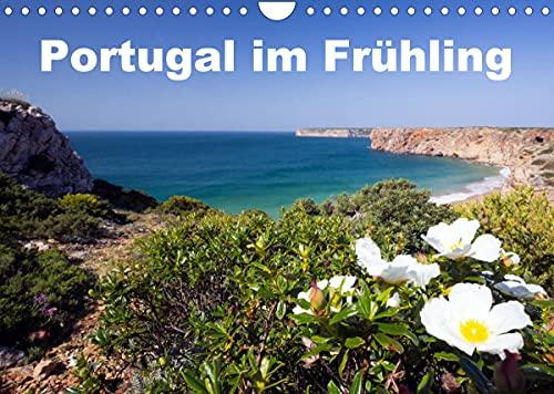 Portugal im Frühling (Wandkalender 2022 DIN A4 quer)