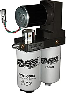 Fass Fuel Systems TC10150G Fuel Air Separator