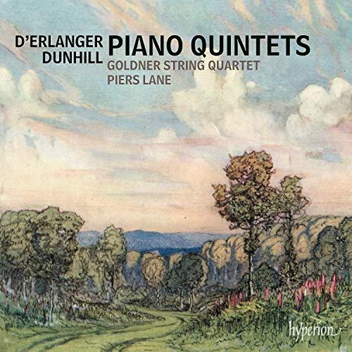 Dunhill & Erlanger: Piano Quintets