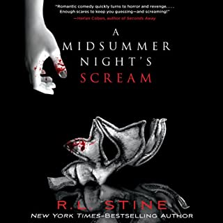 A Midsummer Night's Scream cover art