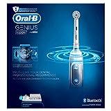 Oral-B Genius 8000 Cepillo Eléctrico con Tecnología de Braun Plata