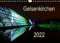 Gelsenkirchen 2022 (Wandkalender 2022 DIN A4 quer): Edler Fotokalender mit typischen Gelsenkirchener Motiven (Monatskalender, 14 Seiten )