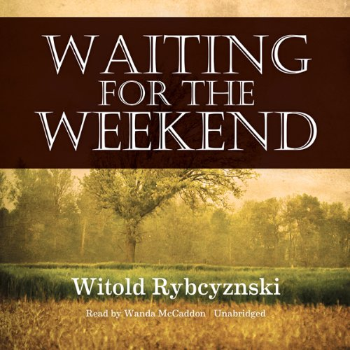 Waiting for the Weekend audiobook cover art