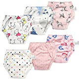Flyish Pack of 6 Baby Training Pants Kids Training Underwear Toddler Potty Training