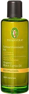 PRIMAVERA Pflegeöl Schwarzkümmelöl bio 100 ml - Naturkosmetik, Pflanzenöl, Hautöl - reizlindernd bei empfindliche Haut - vegan