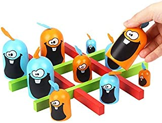 Gobblet Gobblers ボードゲーム ゴブレットゴブラーズ 家族の親子チャイルド 玩具のラインナップ