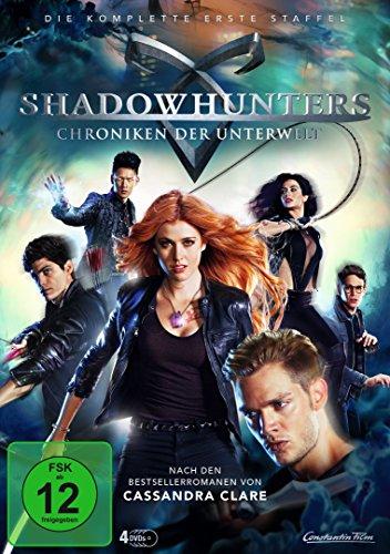 Shadowhunters - Die komplette erste Staffel [4 DVDs]