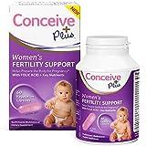 Best Fertility Pills To Get Pregnants - Conceive Plus Women's Fertility Supplements: Balance Your Cycle Review