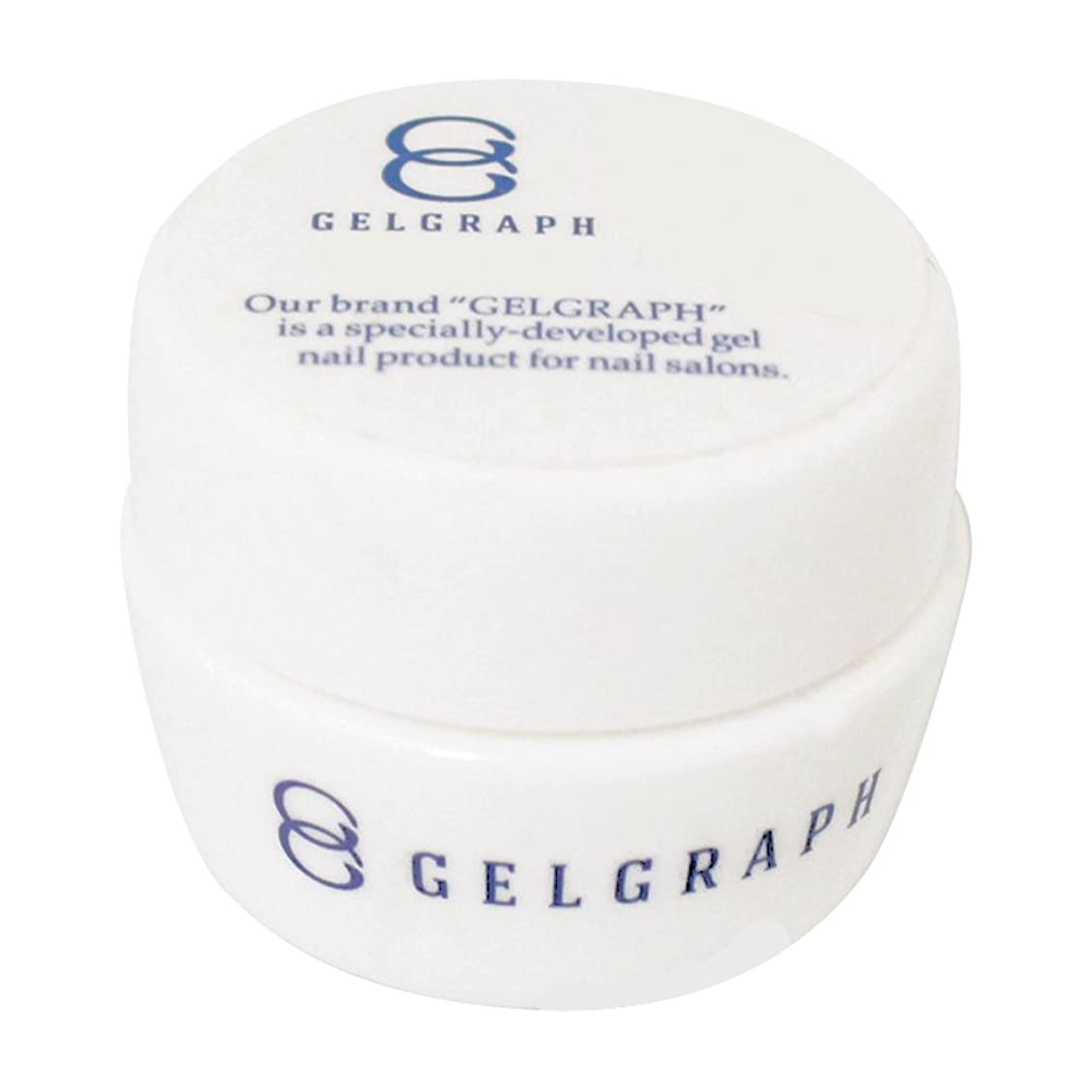 GELGRAPH カラージェル 117M グレイグース 5g UV/LED対応 ソークオフジェル
