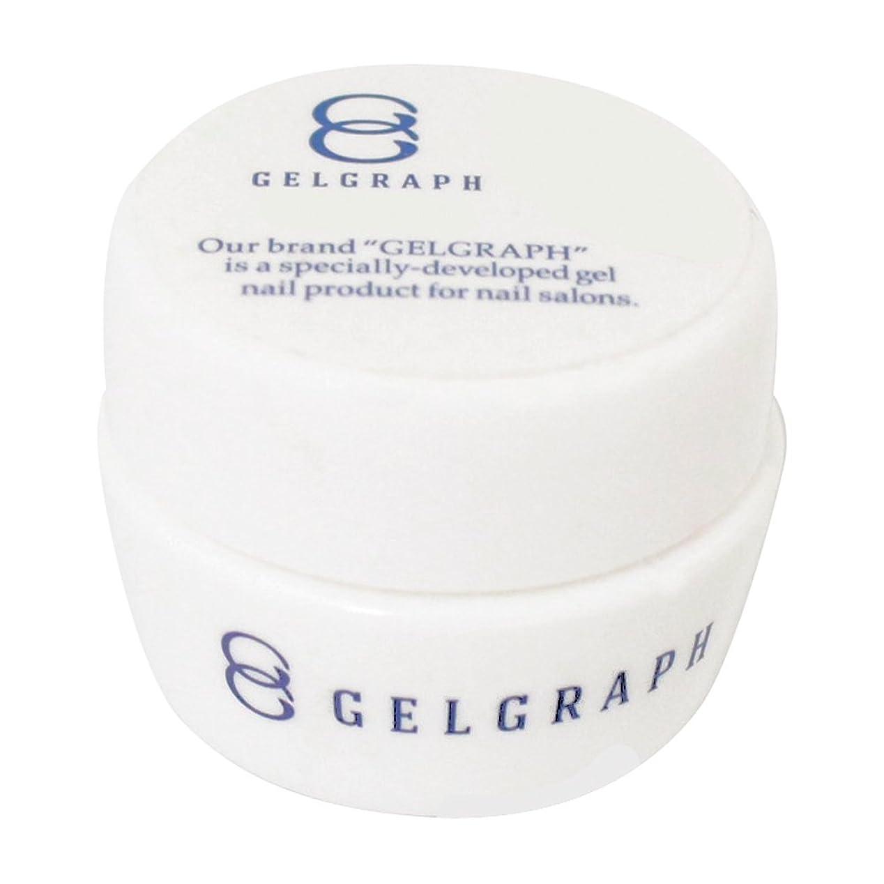 ほぼ盗難摘むGELGRAPH カラージェル 020GP-n クリームソーダ 5g UV/LED対応 ソークオフジェル