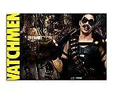 The Comedian Watchmen Wandbild 120x80cm XXL Bilder und