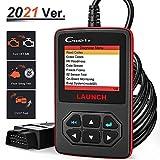 LAUNCH X431 OBD2 Scanner Creader V Plus Check Engine Light Car Code Reader Code Scanner Car Diagnostic Tool OBDII Leak Detection Tool