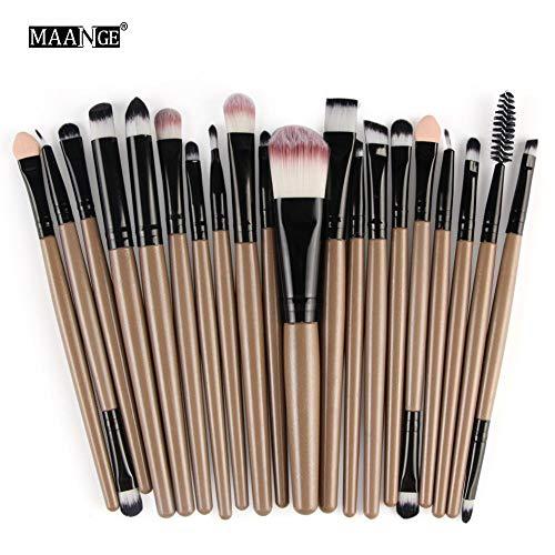 MPKHNM Beauty makeup tool JH gold rod black tube