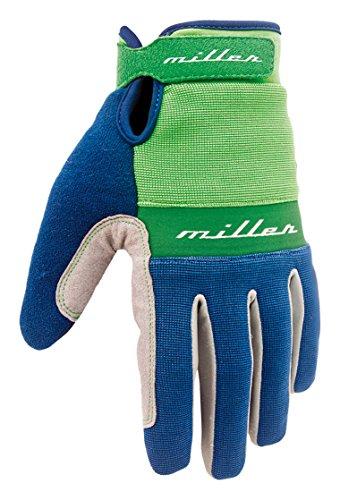Miller Division S02GM0000 - Handschuhe, Marineblau, Größe S
