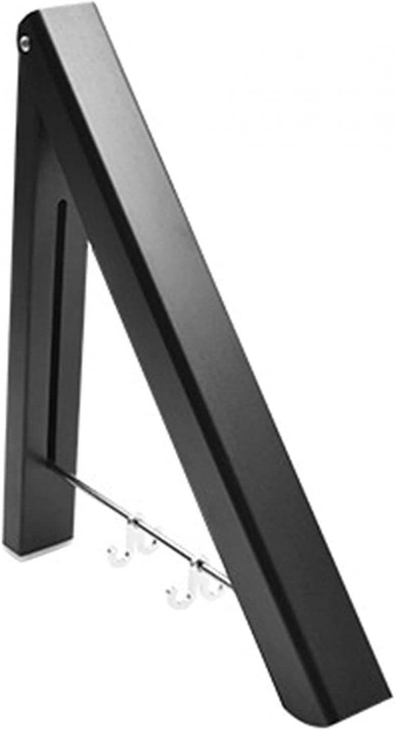 Denpetec Retractable Clothes Excellence Cheap sale Racks - Mounted Wall Folding Collap