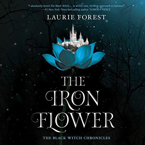 The Iron Flower audiobook cover art