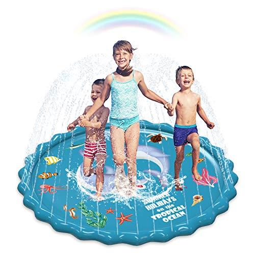 Abida Splash Pad, 65