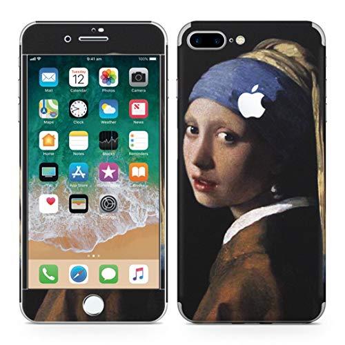 iPhone7 Plus 専用 全面スキンシール フル 背面 側面 正面 液晶 ステッカー スマホカバー ケース 保護シー...