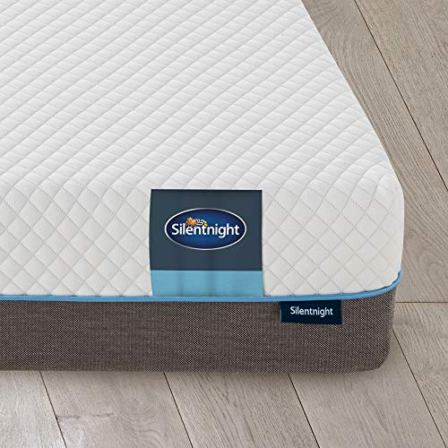 Silentnight Cool Gel Rolled Mattress | Medium | Double