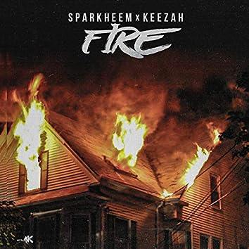 Fire (feat. Keezah)