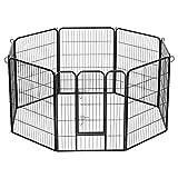 Outsunny PawHut Recinto per Cuccioli Recinzione per Animali Dimensioni: 80x100cm