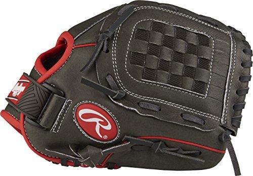 Rawlings Mark of a Pro Light Youth Baseball Glove, Regular, Basket-Web, 10-1/2 Inch