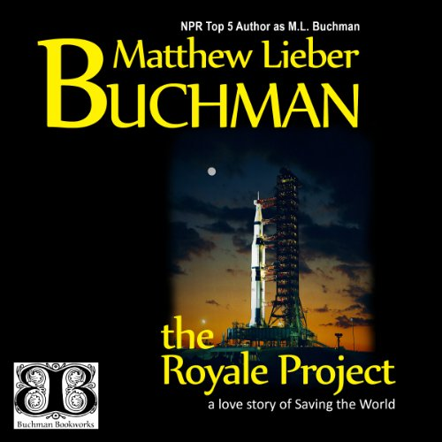 The Royale Project audiobook cover art