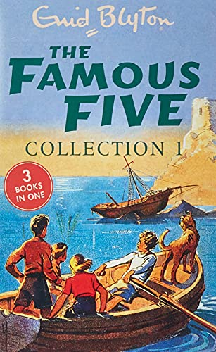 The Famous Five Collection 1: Books 1-3 (Famous Five: Gift Books and Collections, Band 1)
