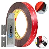 3M VHB Tape Double Sided - 5952 Heavy Duty Mounting Adhesive Tape Converted from...