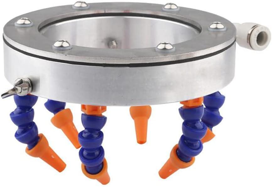 Ranking TOP19 TBVECHI Durable 100 mm Diameter Ri Spray Max 72% OFF Engraving Machine Water