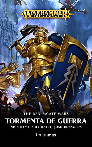 The Realmgate Wars nº 01/04 Tormenta de guerra: The Realmgate Wars (Warhammer Age of Sigmar)