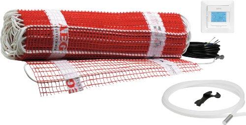 AEG 223249 TBS TB 50 Set 160/2,5 Fußbodentemperiersystem Basis, 2,5 m² Breite 50 cm, 160W/m²