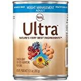 DISCONTINUED: NUTRO ULTRA Adult Weight Management Chunks in Gravy Canned Dog Food 12.5 Ounces cans (Pack of 12)