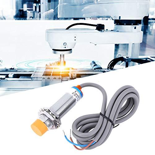 Interruptor de sensor de proximidad, luz de sensor de ocupación precisa 90-250Vac de plástico 400mA