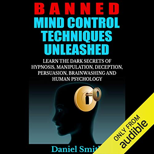 Banned Mind Control Techniques Unleashed Titelbild