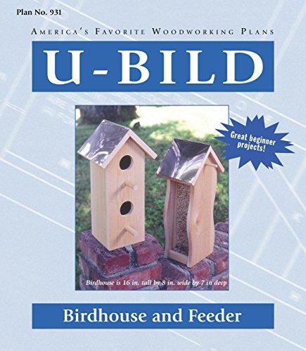 U-Bild 931 2 U-Bild 2 Vogelhaus und Futterhaus Projektplan