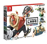 Get ready to make, play and discover with the Nintendo Labor Toy-Con 03: Vehicle Kit, which puts you in the driver's seat of a car, submarine, and plane Nintendo Labor is an innovative line of family-friendly DYI kits for the Nintendo Switch gaming s...