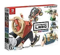 Nintendo Labo: Vehicle Kit (北米版)