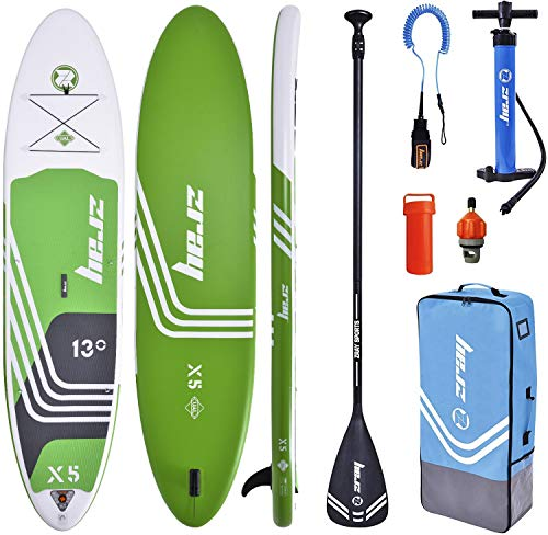 Zray X-Rider X5 13' Mega XL SUP Board Stand Up Paddle Surf Pagaie ISUP 396 cm