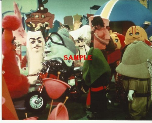 Lidsville Butch Patrick Mark nd the Gang Photo Sid & Marty Krofft 8x10 PUF1007