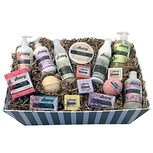 Ultimate Spa Gift Baskets for...