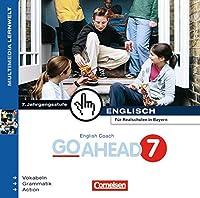 English Coach Multimedia. Go Ahead 7. CD-ROM für Windows 95/98/NT 4.0. Bayern: Vokabeln, Grammatik, Action. Für Realschulen. Passend zum Lehrwerk Go Ahead