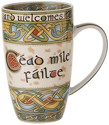 Cead Mile Failte Porcelaine Tasse