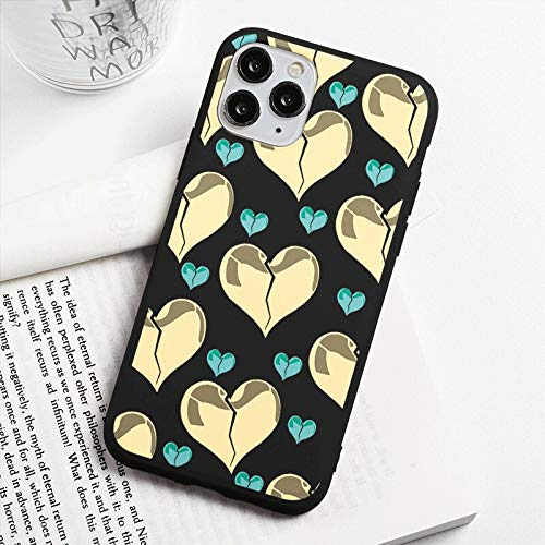 Carcasa para iPhone 12 Mini 7 8 6 6S Plus 5 S se 2020 con corazón para iPhone 11 11PRO 12Pro XS Max XR X - Jboaixin-for iPhone 6 6S
