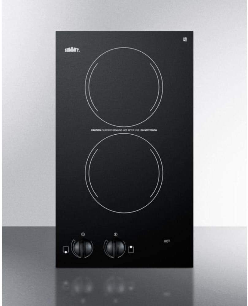 2x1800W+2x1200W Built-in and Free Standing Black Crystal Glass Plate for Any Cookware THE PLUG or VOLTAGE CONVERTER NOT CONTAIN Digital Radiationless Electric Cooktop with 4 Cooking Elements