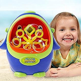 ACHICOO 泡機械 シャボン玉 電気 ペンギンの形 子供のおもちゃ ギフト