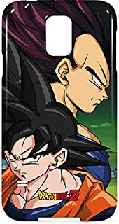 Skinit Lite Phone Case for Galaxy S5 - Officially Licensed Dragon Ball Z Dragon Ball Z Goku & Vegeta Design